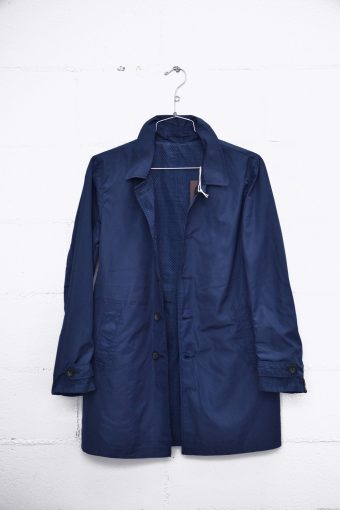 S17J002 Trench Coat Reversible