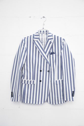 S17J008 Jacket Stripe