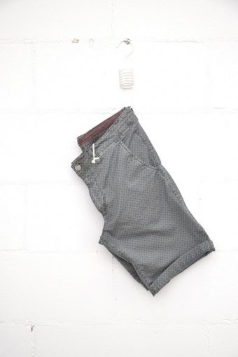 S17SH005 Chinos Shorts Printed