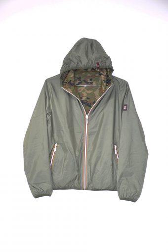 S17J005 Jacket Rain Double