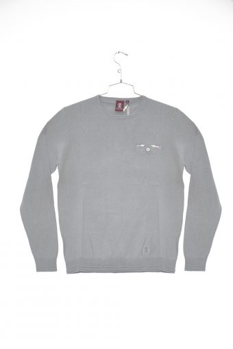 S17M008 Pocket Sweater