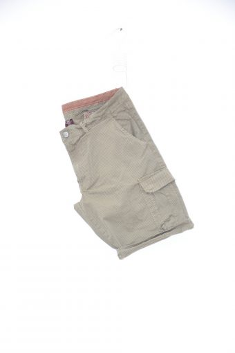 S17SH002K Cargo Shorts Printed