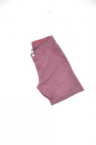 S17SH007 Chinos Shorts Rib