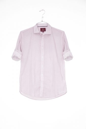 A17S031    0016 SHIRT POPELIN Off White