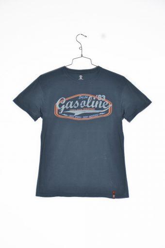 A17T018    0002 T-SHIRT GASOLINE Blue