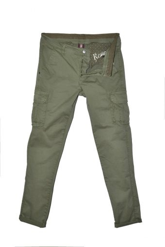 S18P008    0071 CARGO 98%CO 2%EL military green
