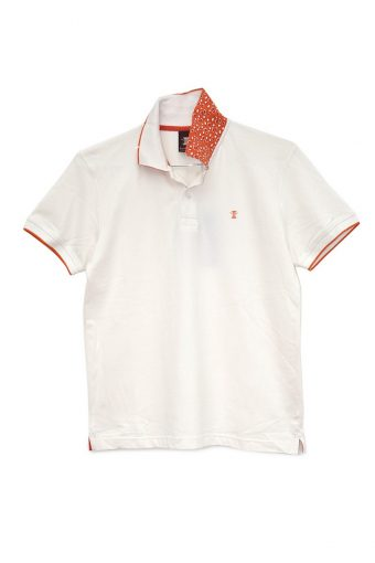 S18PS001   0016 POLO BASIC 95%CO 5%EL Off White