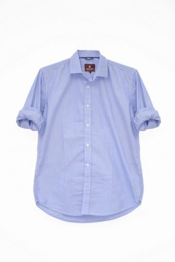 S18S007    0045 SHIRT NIZZA 100%CO Light Blue