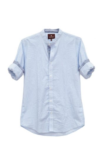 S18S020K   0045 SHIRT CADICE 98%CO 2%EL Light Blue