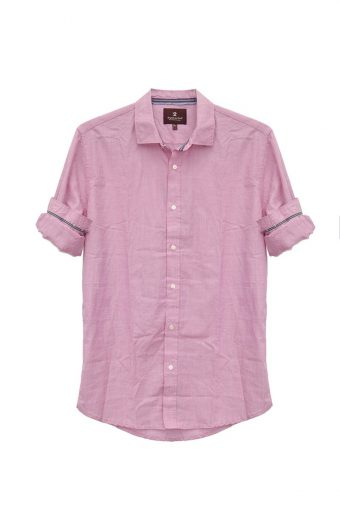 S18S029    0066 SHIRT CANYON 100%CO Fandango - Pink