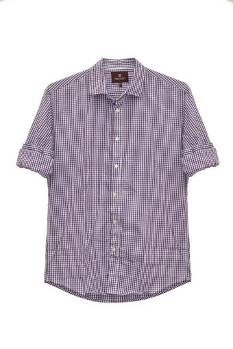 S18S033    0039 SHIRT ASILO 100%CO Sweet Grape - Viola