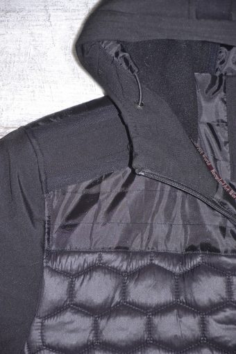 A18J011    0090 SPORTS JKT - 100% NY Black
