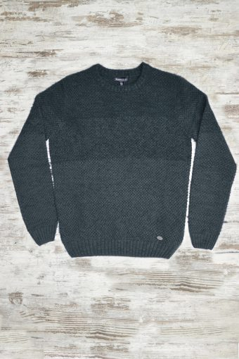 A18M008    8137 SWEATER SHADED - 70%ACRYLIC 30%WOOL Urban Chic Melange