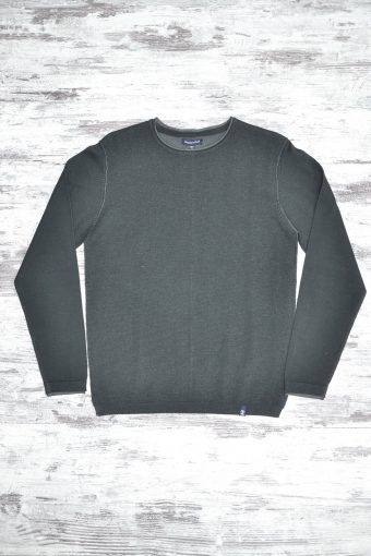 A18M027    0081 SWEATER ROLL-NECK - 40%ACRYLIC 40%VI 20%NY Piombo