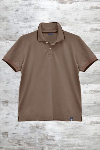 A18PS008   0069 POLO BASIC SHORT SLEEVE - 95%CO 5%EA Cord