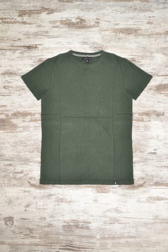 A18T055    0053 T-SHIRT BASIC - 100% JERSEY CO Army Green