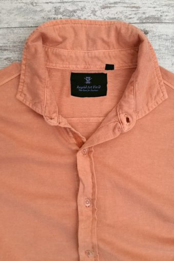 S19S046    0080 SHIRT JERSEY - 100%CO JERSEY Orange