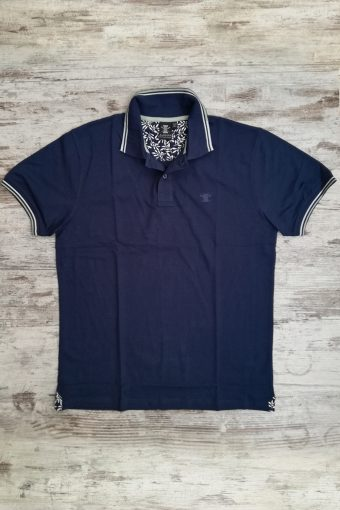 S19PS006   0002 POLO SPRING - 95%CO 5%EL PIQUET Blue