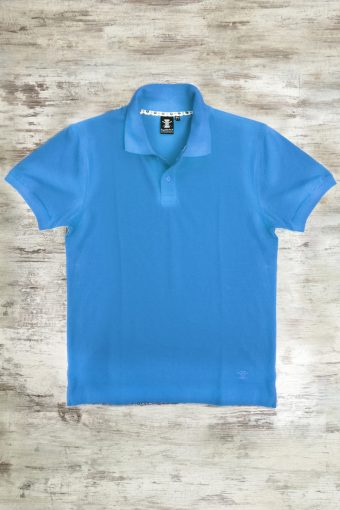 S19PS011   0003 POLO STONE - 95%CO 5%EA PIQUET Royal