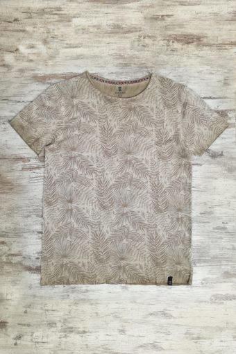 S19T043    0038 T-SHIRT FOREST - 100%CO Sand