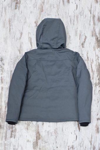 A19+MJ005  0078 PARKA TRAVEL - 97%PL 3%EA Charcoal Gray