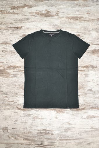 A19MT055   0081 T-SHIRT BASIC - 100% JERSEY CO 30/1 PEACHED OUTSIDE Piombo - Urban Chic