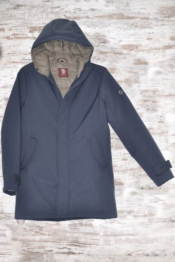 A19MJ018   0002 PERFORMANCE 3L JKT - 100% NY Dark Blue