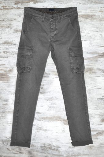 A19MP008K  0001 CARGO CHINO - 98%CO 2%EA Anthracite