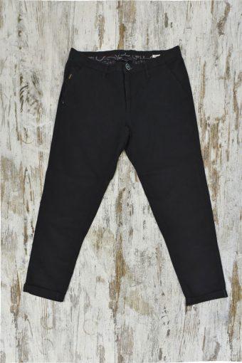 A19MP014C  0090 COOPER DOBBY 02 - 100%CO TWILL Black