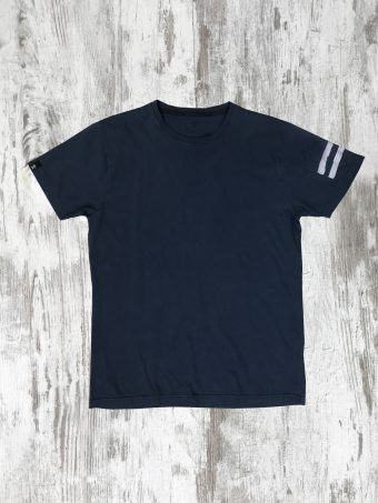 S20T004    0002 T-SHIRT SOLUTION - 100% CO Dark Blue