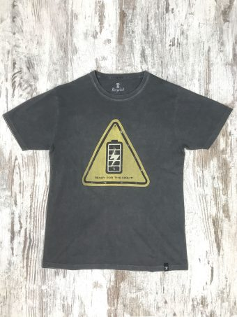 S20T039    0001 T-SHIRT ENERGY - 100% CO Anthracite