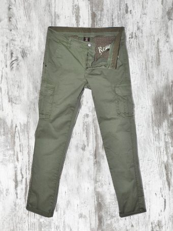 S20P008K   0071 CARGO PILOT - 98%CO 2%EA Military Green