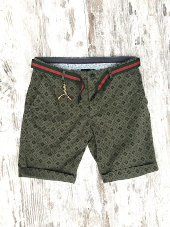 S20SH010   0071 SHORTS DAMASCO - CO/EA Military Green