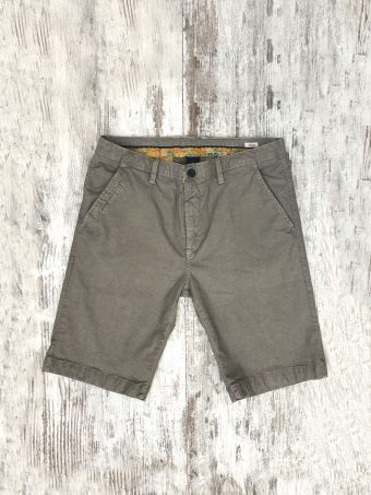 S20SH018   0052 CHINO SHORTS SPRING - CO/EA Beige