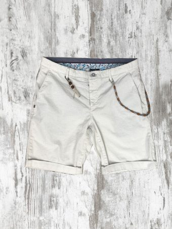 S20SH026   0050 SHORTS AOP08 - CO/EA Optical White