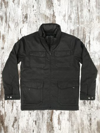 A20J002    0090 FIELD JACKET - 100%NY Black