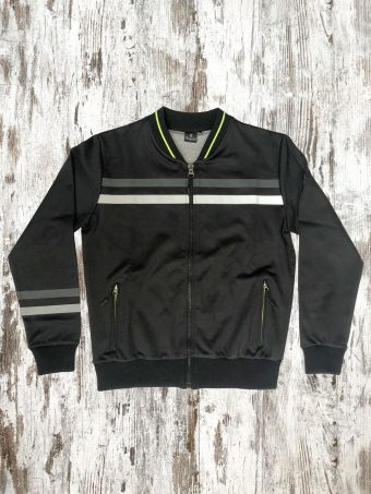 A20F006    0090 FLEECE WASHINGTON - 95%CO 5%EA Black
