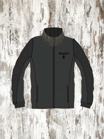 A20F013    0090 FLEECE GEORGIA - Black