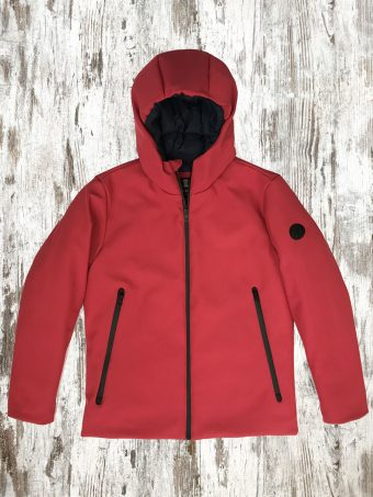 A20J007    0094 JACKET HARSA - Chili Pepper Red