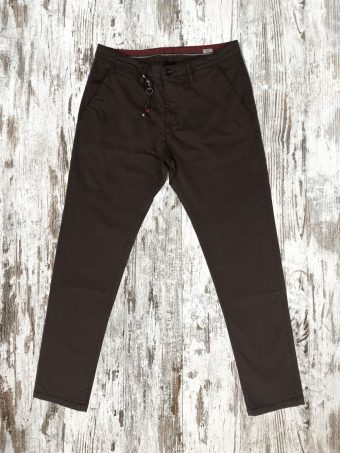 A20P001    0040 CHINO PILOT BASIC - 98%CO 2%EA Brown