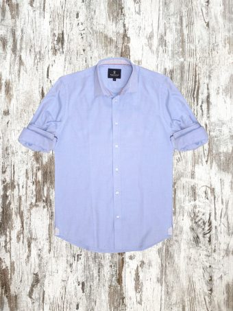 A20S033    0045 SHIRT OXFORD - 100%CO OXFORD Light Blue