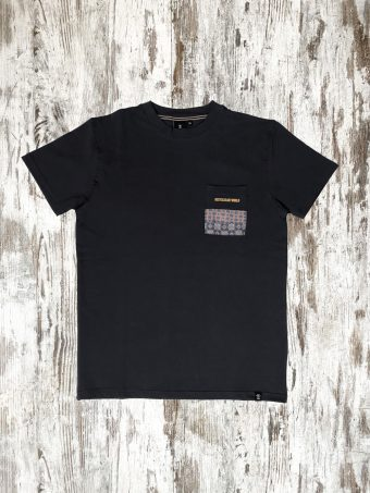 A20T003    0001 T-SHIRT PATCH - 95%CO 5%LY Anthracite