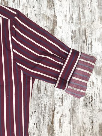 A20S029    0083 SHIRT ENNISKERRY - 97%CO 3%EA Bordeaux