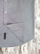 A20S035    0061 SHIRT CARLINGFORD - 100%CO YARN DYED Gray