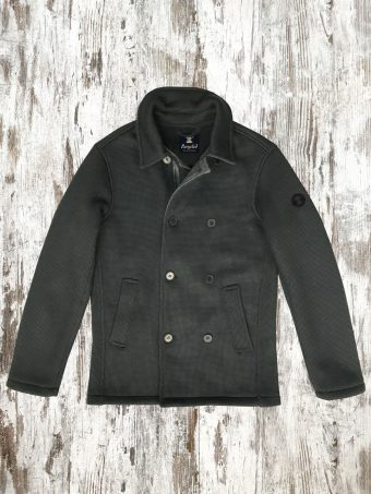 A20J021    0090 TRICO JACKET 02 - 100%PL Black