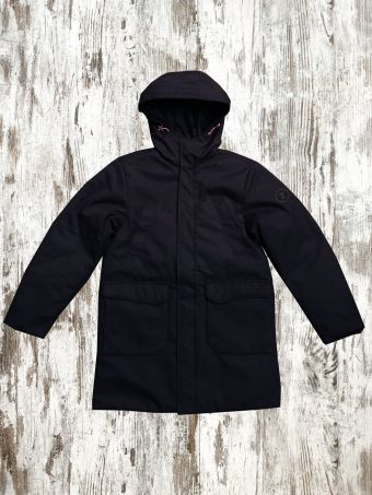 A20J027    0002 JACKET 1 - 100%PL Dark Blue