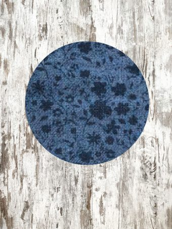 A20S020    0002 SHIRT MAYO - 97%CO 3%EA Dark Blue