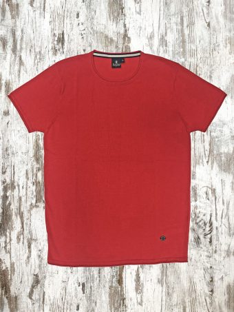 S21M008    0094 T-SHIRT TRUNK - 100% CO True Red
