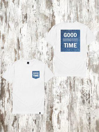 S21T037    0050 T-SHIRT GOOD - 100%CO Optical White