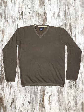 S21M004    0069 SWEATER SAP - 100%CO ACID WASH Cord